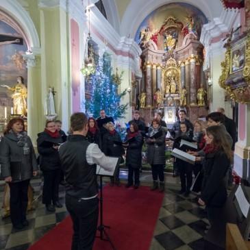 Božični koncert ŽKZ Vox Annae