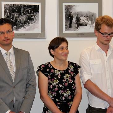 Odprtje razstave Iz skrinje spominov – Tunjice skozi objektiv