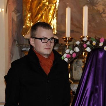 Predavanje z naslovom Cerkev svete Ane: Korespondenca stavbe