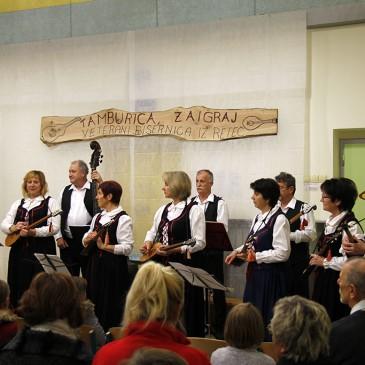 Po 75 letih v Tunjicah znova zazvenele tamburice