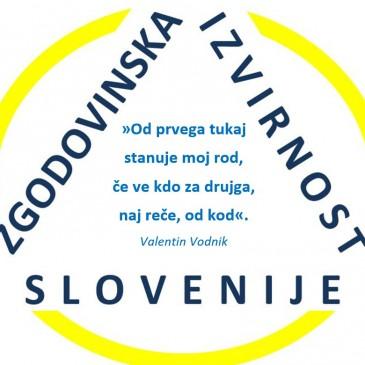 Predavanje Simona Prosena: Zgodovinska izvirnost Slovenije