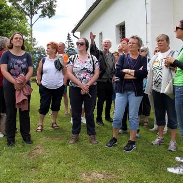 Nagrajenci nagradne križanke obiskali Jezersko